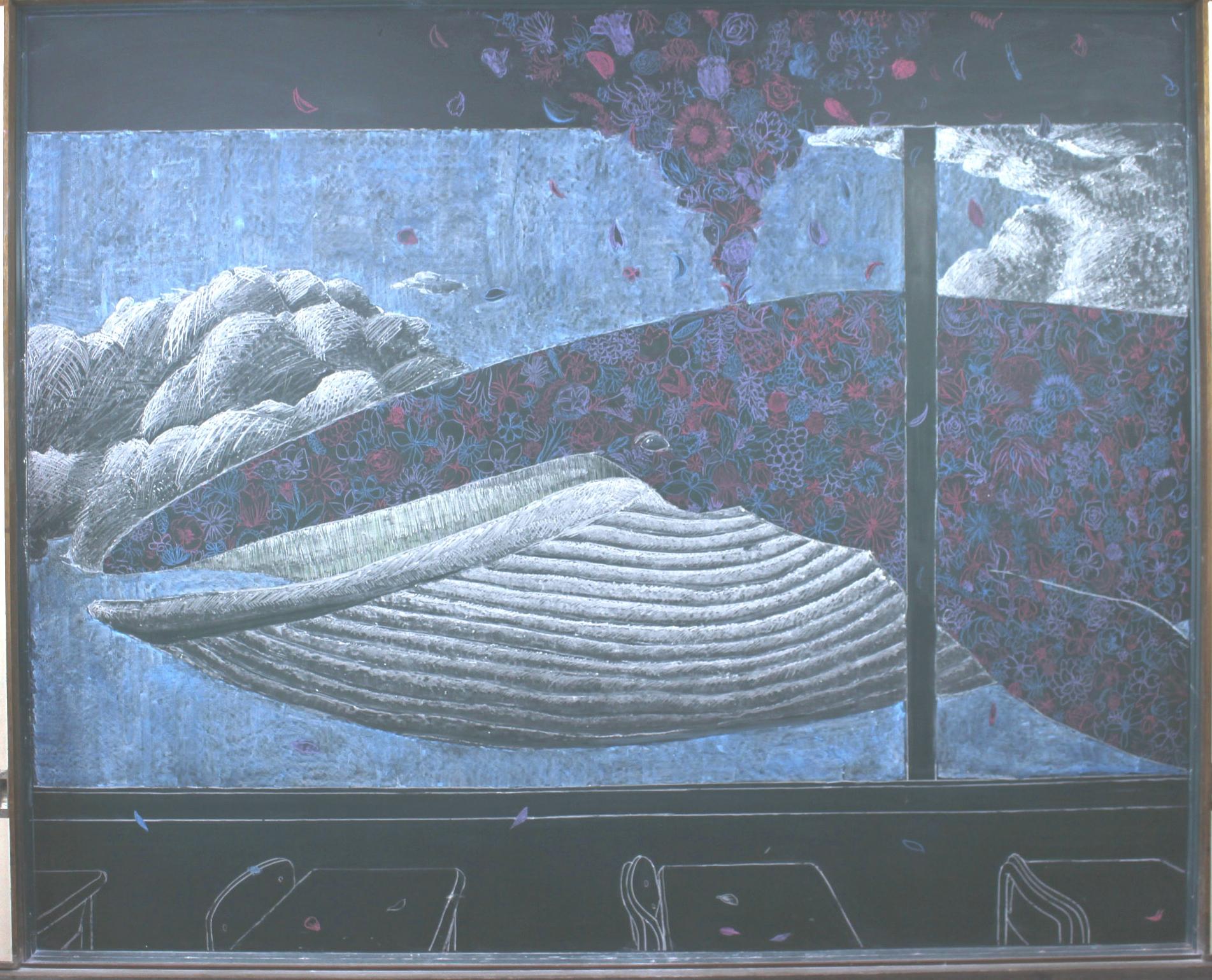 「Flower Whale ~ビッグになれよ~」福岡県立八幡中央高等学校(Cross)/3人