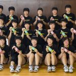 BUKATSU魂。Supported by MATCH Season6 大崎中央高等学校(宮城県) 女子バレーボール部