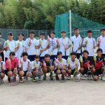 BUKATSU魂。Supported by MATCH Season6 大阪市立南高等学校 ソフトテニス部