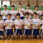 BUKATSU魂。Supported by MATCH Season6 東海大学付属諏訪高校 男子バレーボール部