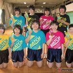 BUKATSU魂。Supported by MATCH Season7 出雲西高等学校(島根県) 女子卓球部