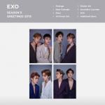 EXOを毎日眺めて生活できる!「2019年 SEASONS GREETINGS」予約販売開始!
