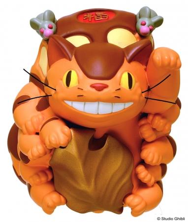 お正月飾りはトトロとネコバスの「めでたいお飾り」で飾ろう!