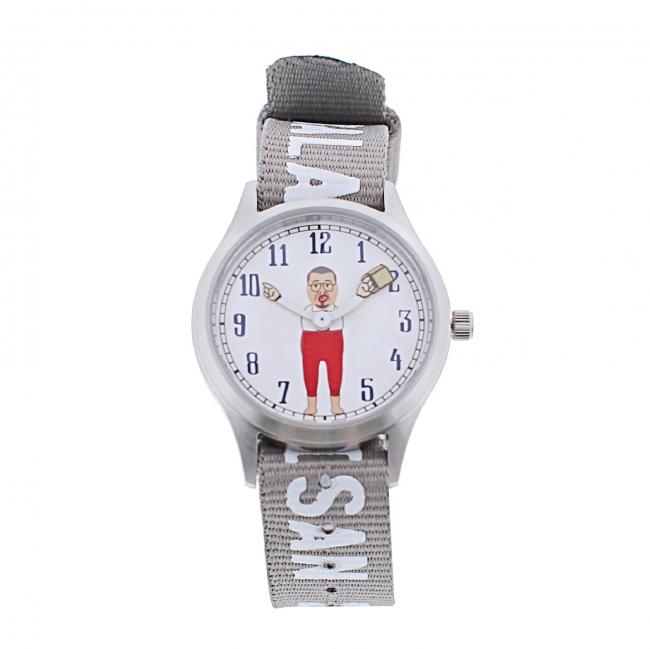 野生爆弾くっきーと腕時計の「TiCTAC」が超異色のコラボレーション!