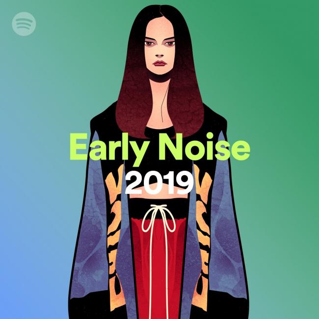 2019年に国内音楽シーンを賑わすネクストブレイク アーティストをSpotifyが予想「Early Noise 2019」のアーティスト ラインナップを発表
