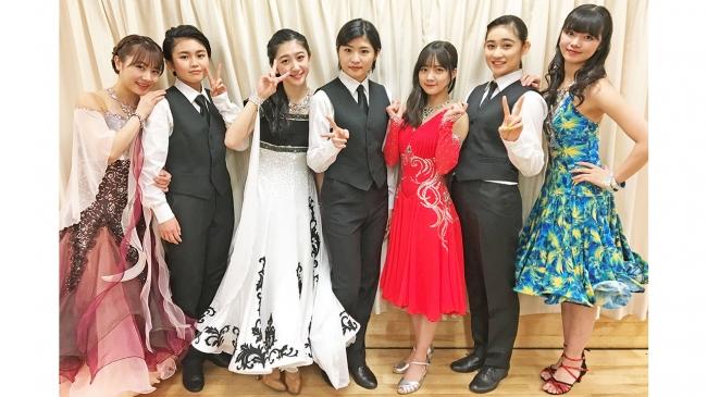 ハロー!プロジェクトから選抜されたダンス大好きメンバー大集合!様々なジャンルのダンスに初挑戦!