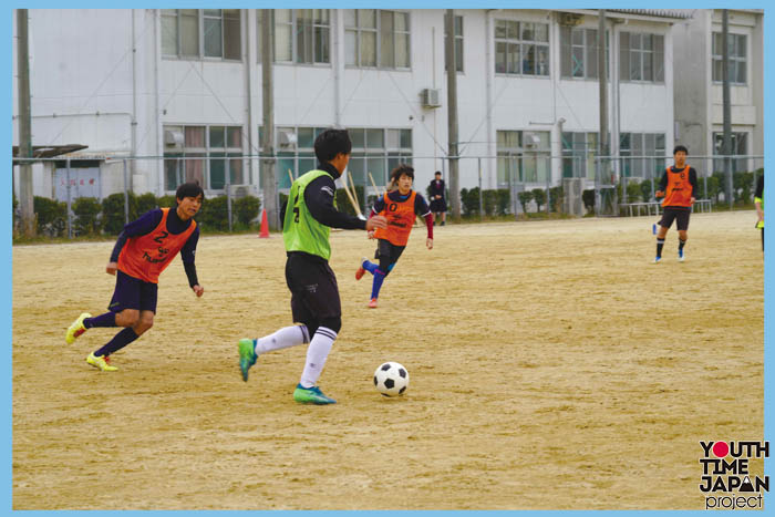 BUKATSU魂。Supported by MATCH Season8 和歌山県立那賀高等学校 サッカー部