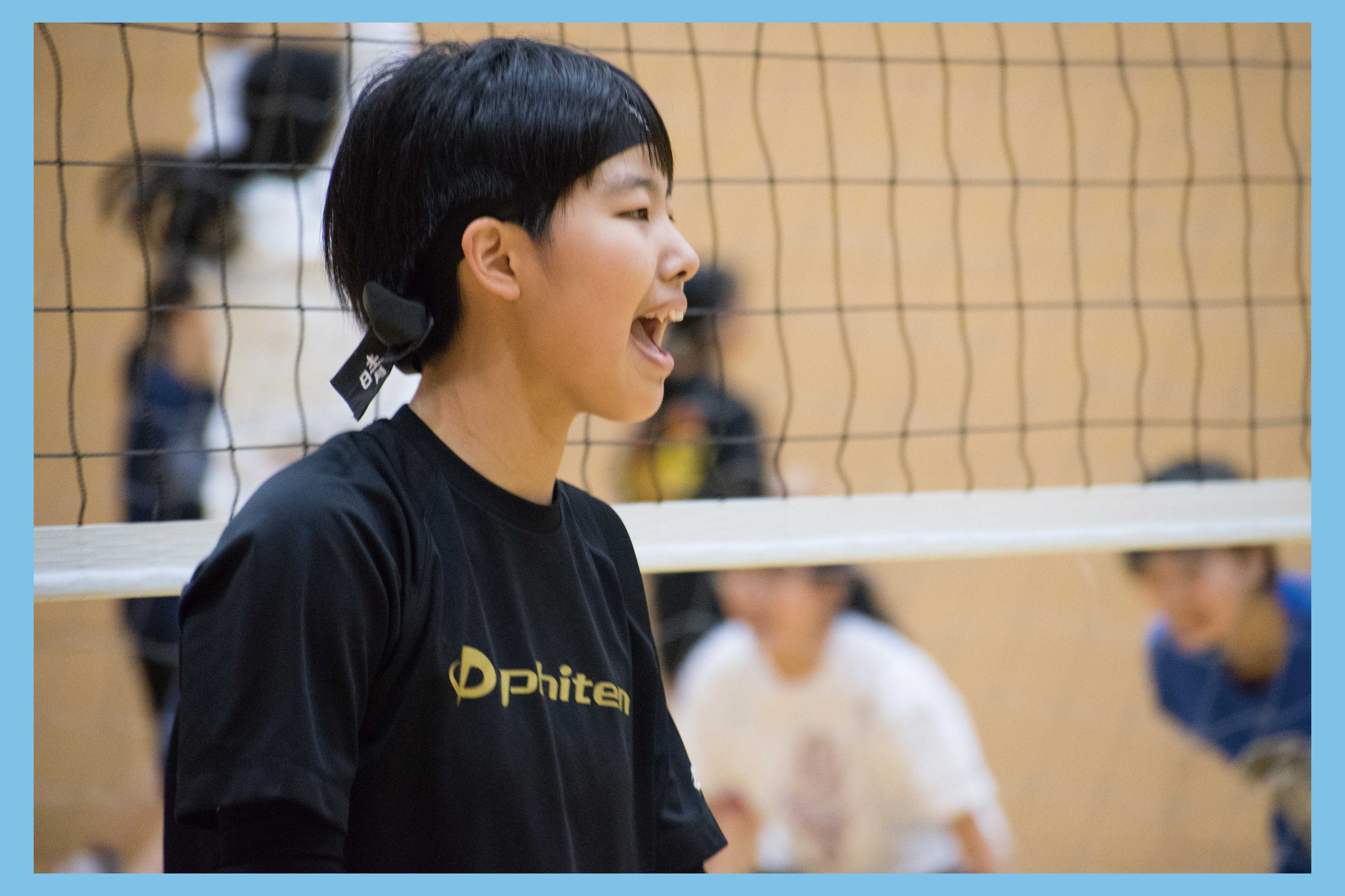 BUKATSU魂。Supported by MATCH Season8 淑徳高等学校(東京都) 女子バレー部