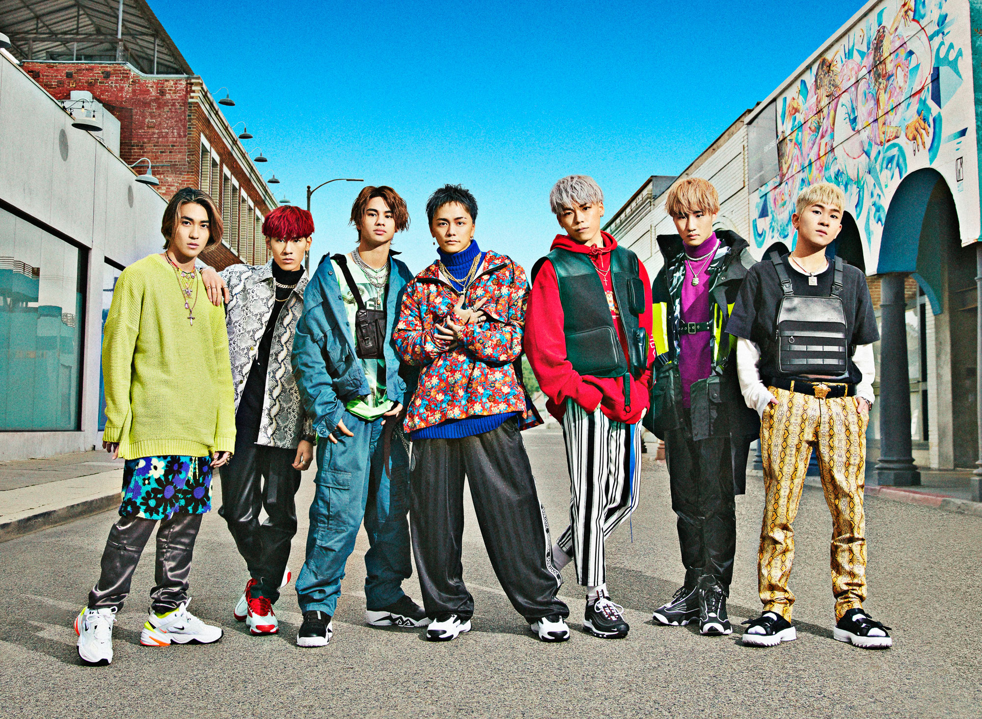 TAKAHIRO、BALLISTIK BOYZ from EXILE TRIBEがJ-WAVE LIVE 20th ANNIVERSARY EDITIONに出演決定!