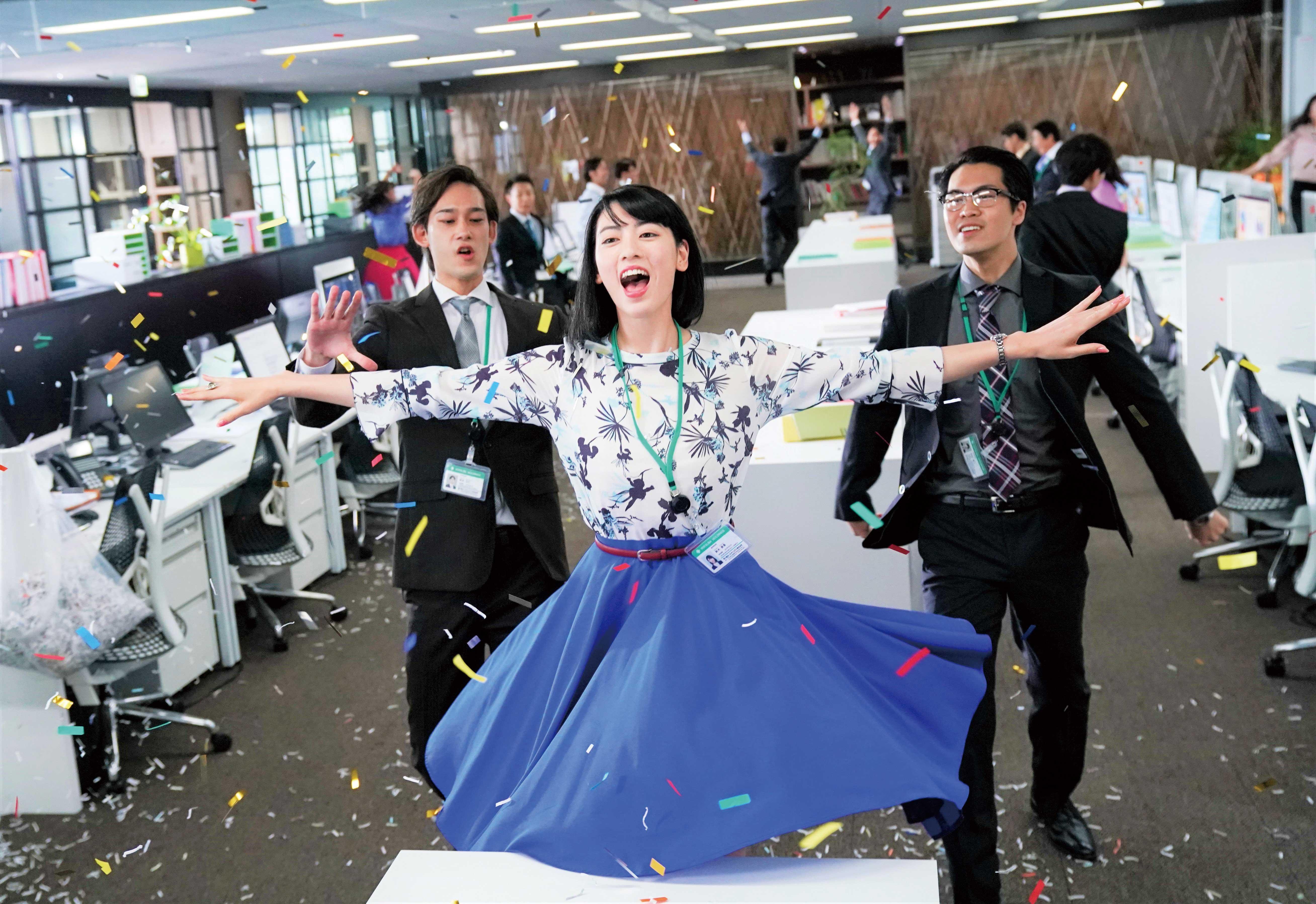 歌って♪ 踊って♪ 笑って♪ かつてないコメディ・ミュージカル『ダンスウィズミー』は8月16日より全国ロードショー!
