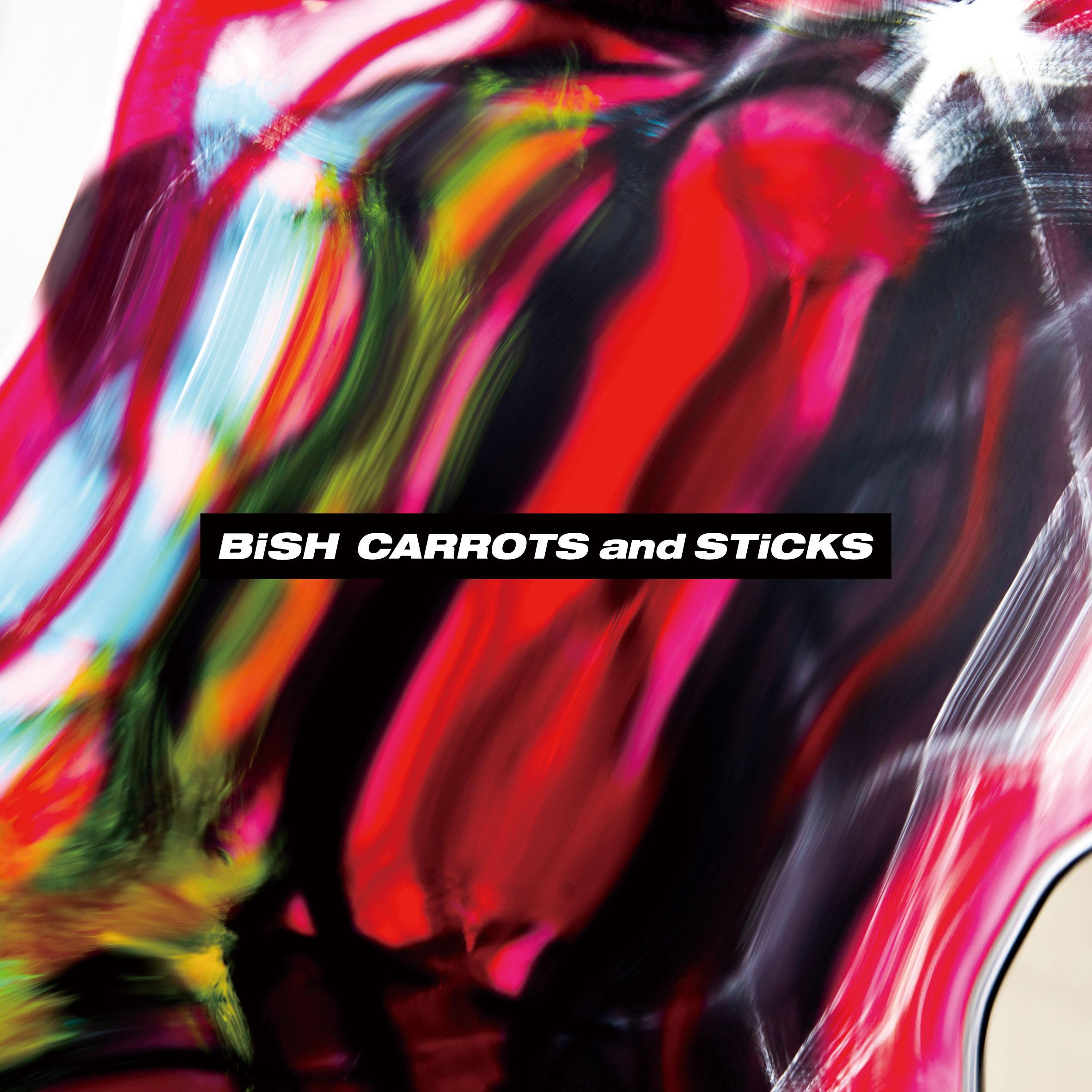 BiSHのメジャー3rdアルバム『CARROTS and STiCKS』をリリース!
