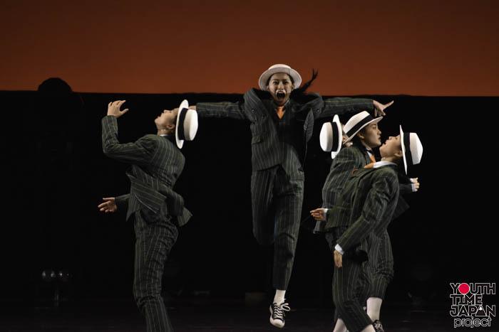 鎮西高等学校(熊本県)が演技を披露!<第12回日本高校ダンス部選手権DANCE STADIUM>