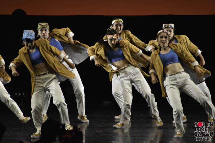神奈川県立百合丘高等学校が演技を披露!<第12回日本高校ダンス部選手権DANCE STADIUM>