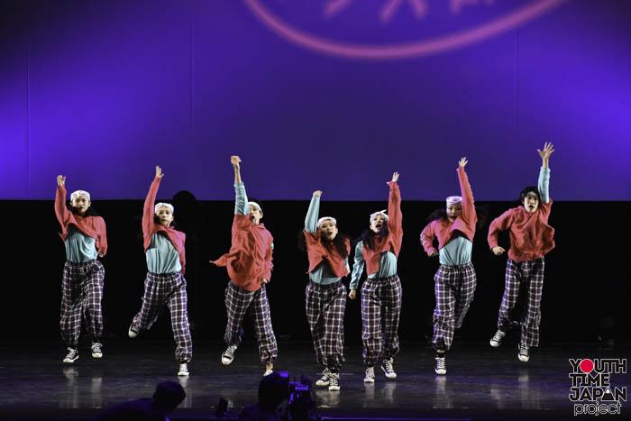 明成高等学校(宮城県)が演技を披露!<第12回日本高校ダンス部選手権DANCE STADIUM>