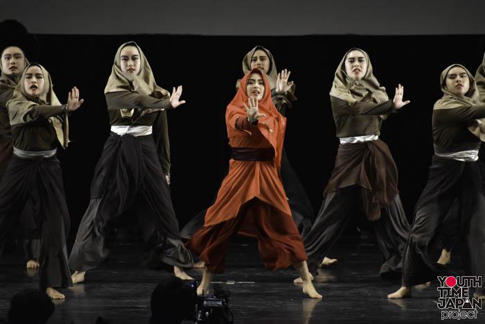トキワ松学園高等学校(東京都)が演技を披露!<第12回日本高校ダンス部選手権DANCE STADIUM>