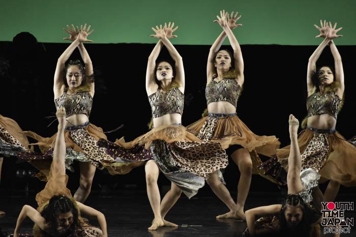 駒澤大学高等学校(東京都)が演技を披露!<第12回日本高校ダンス部選手権DANCE STADIUM>