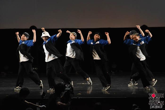上宮高等学校(大阪府)が演技を披露!<第12回日本高校ダンス部選手権DANCE STADIUM>