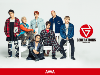 GENERATIONS from EXILE TRIBEの新曲「EXPerience Greatness」配信記念!リアルタイム急上昇ランキングで1位にしよう!!