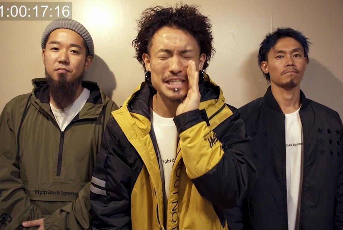 『WANIMA写真展 〜Good Job!! Release Party 天草の乱〜』<追加情報解禁>