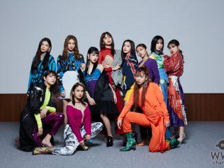 E-girls、ニューシングル『別世界』のMVが公開