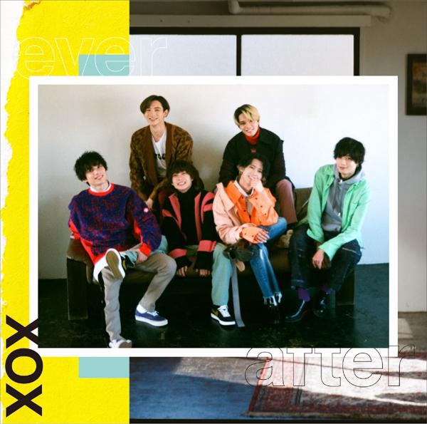 XOX(キスハグキス)ラストアルバム「ever after」ビジュアル解禁