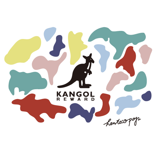 KANGOL REWARDとあさぎーにょが初コラボしたトレーナーを発表!
