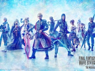 「FINAL FANTASY BRAVE EXVIUS」THE MUSICALメインビジュアル解禁!チケット好評発売中!!