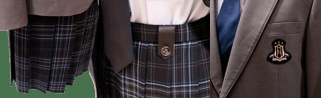 AKB48グループの衣装を手がけるオサレカンパニーがデザインした愛媛県 新田高等学校が新制服発表!!