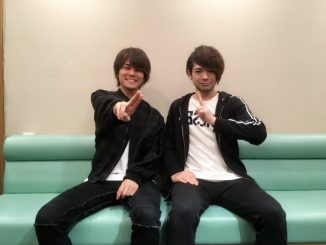 「8P(エイトピース)」ユニットソングドラマCD第1巻収録後の八代拓&益山武明インタビュー