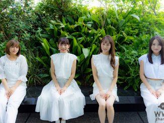原駅ステージA、3年ぶりの新曲は島袋寛子がプロデュース