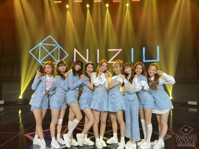 NiziU(ニジュー)、『THE MUSIC DAY』で堂々の初パフォーマンス!