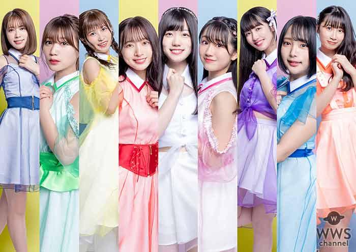SUPER☆GiRLS、結成当時の名曲のアンサーソング『NIJIIROロード☆』の音源解禁