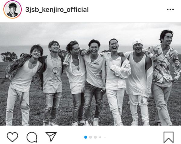 三代目JSB 山下健二郎、結成10周年を迎え「本当にこのメンバーでよかった」