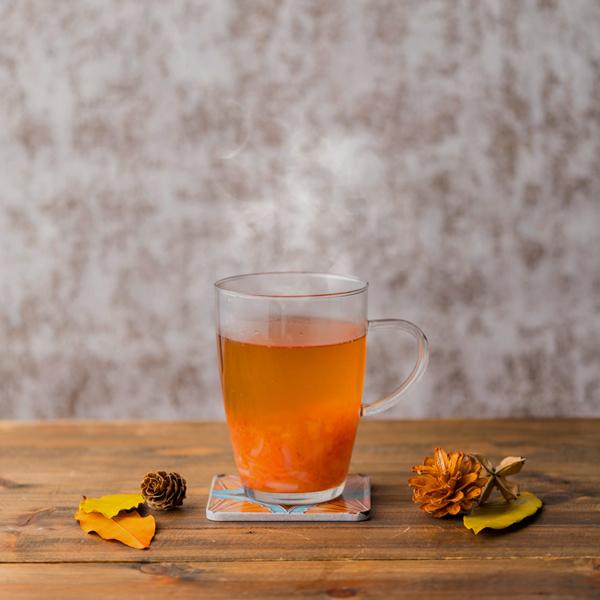 甘酸っぱい果実たっぷり「台湾甜水果茶」11/11(水)期間限定で販売スタート