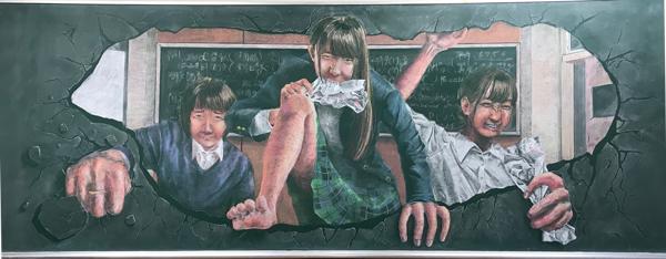日学・黒板アート甲子園®2020 全入賞作品を発表