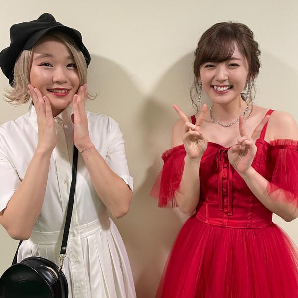 鈴木愛理、ハラミちゃんと『シングルベッド』を披露「つんく♂さんにも届いていたらいいな」