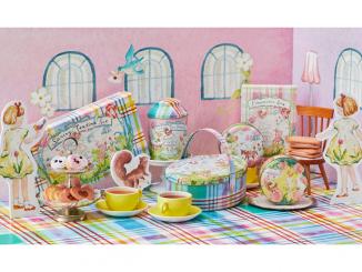 【ホワイトデー】≪Afternoon Tea≫限定デザインのお茶や焼き菓子を2 月25 日(木)から数量限定で発売