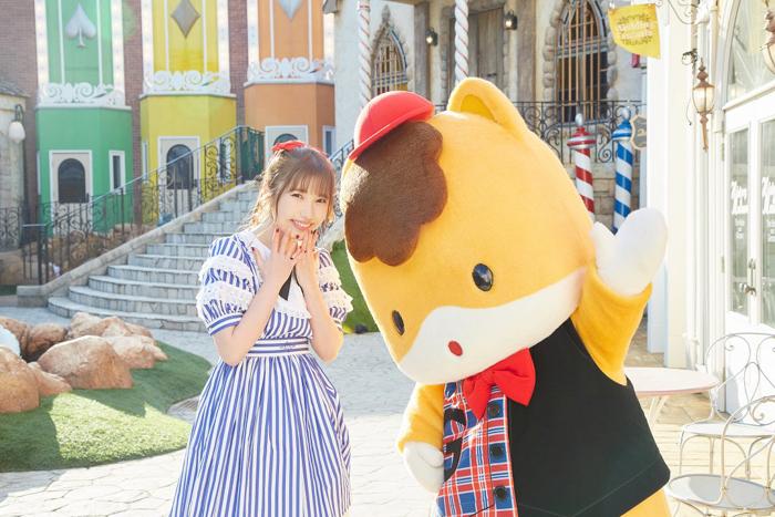 内田彩が歌う『∞リボンをギュッと∞ (ぐんまちゃんダンス)』MVが公開!