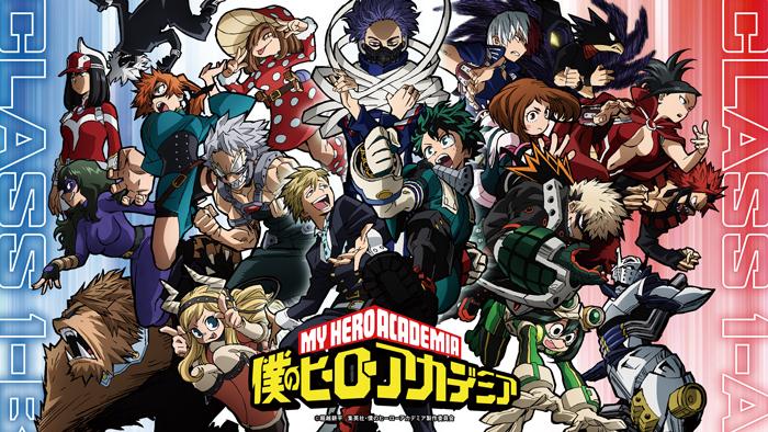 『僕のヒーローアカデミア』。TVアニメ5期スタートを記念し、主要キャラクター声優へのインタビュー!