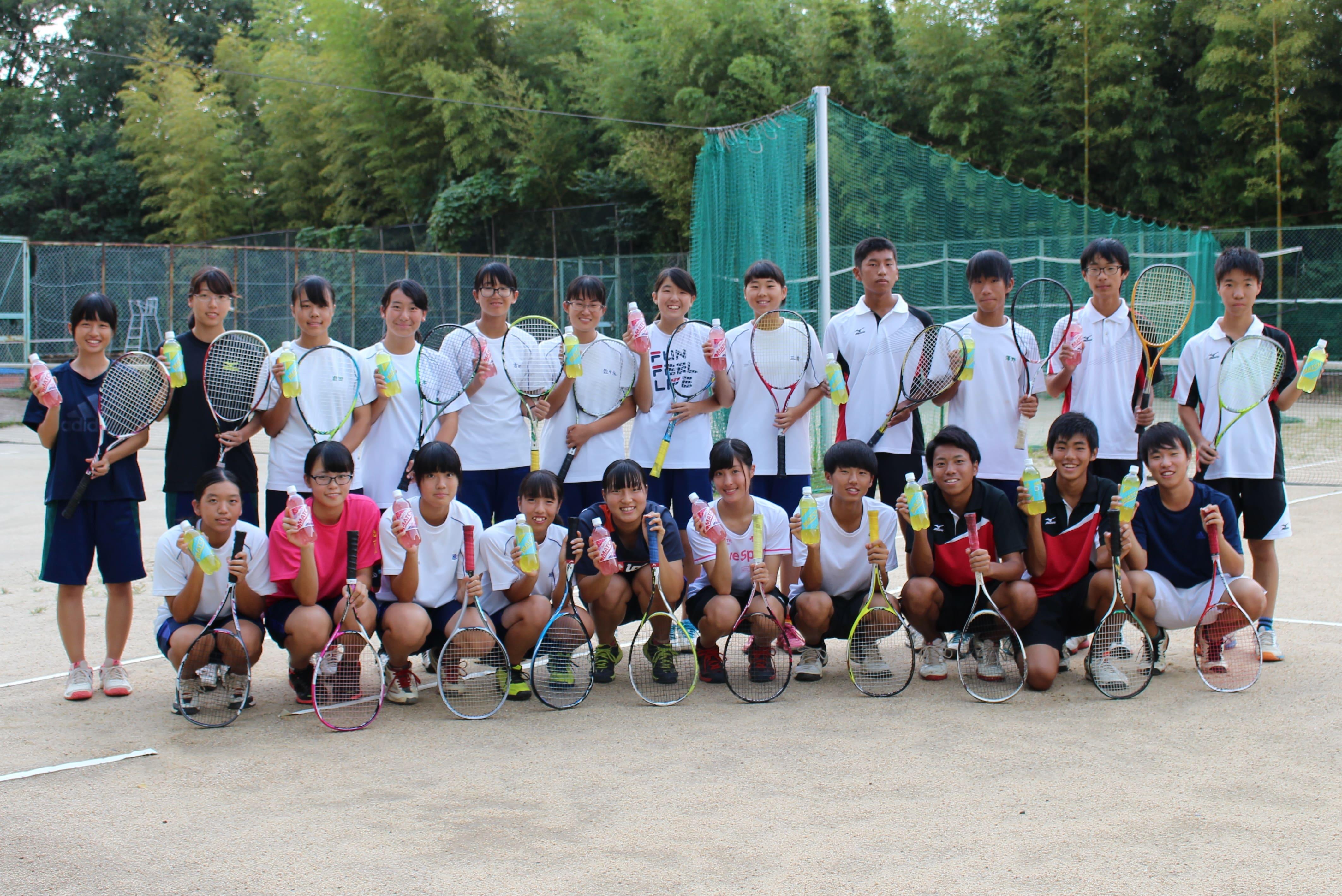 大阪市立南高等学校 ソフトテニス部<BUKATSU魂。Supported by MATCH Season6>