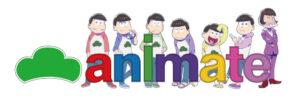 アニメイト池袋本店の看板が期間限定で『おそ松さん』仕様になるよー!!