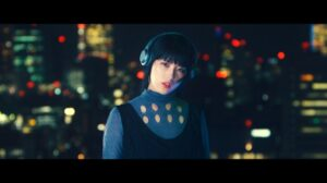 次世代ラップシンガー・DAOKO ×ソニーワイヤレスヘッドホン「h.ear」シリーズ コラボミュージックビデオ 明日公開!!