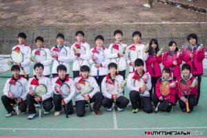 日本大学明誠高等学校 硬式テニス部<BUKATSU魂。Supported by MATCH Season7>