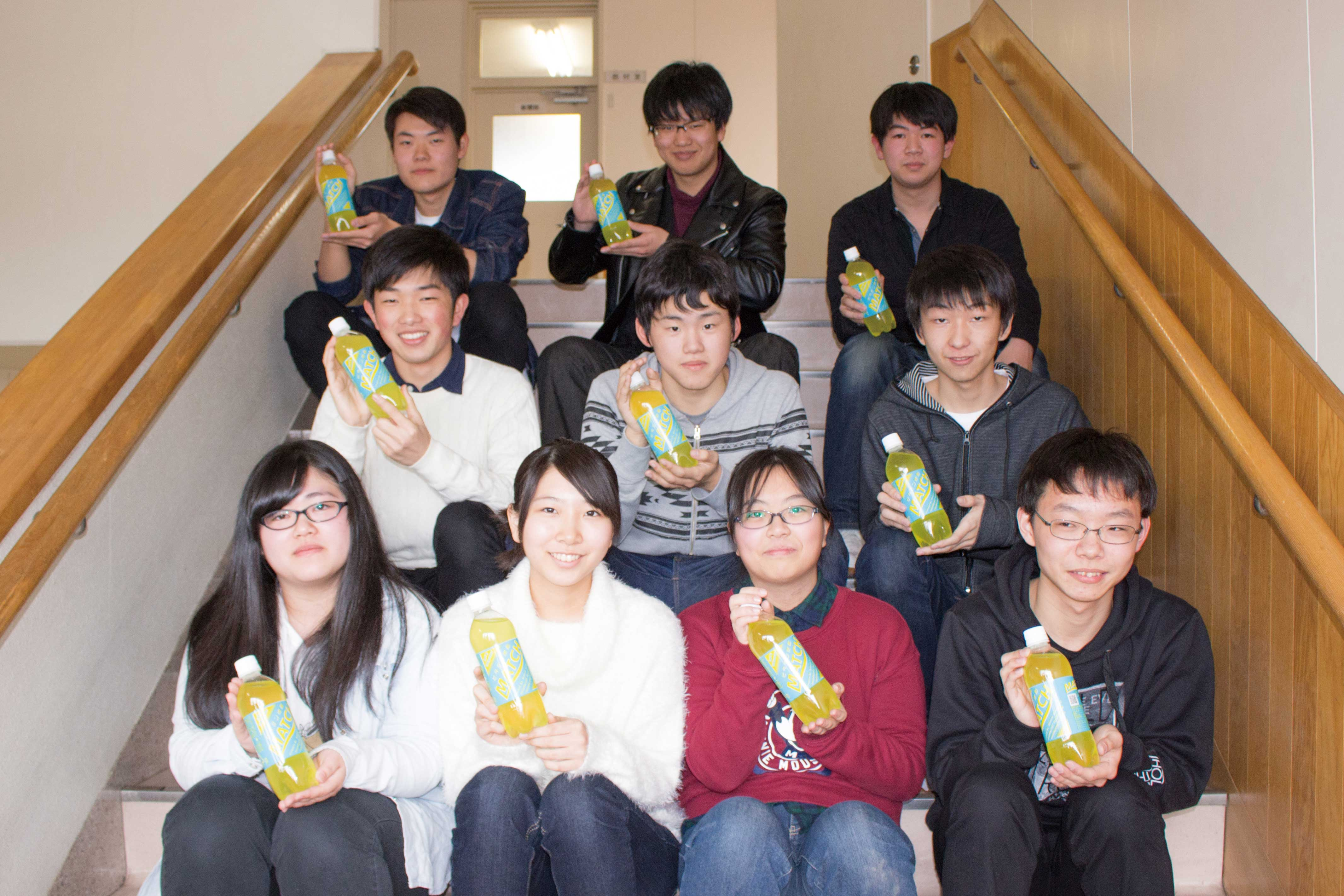 函館水産高等学校 生徒会<BUKATSU魂。Supported by MATCH Season7>
