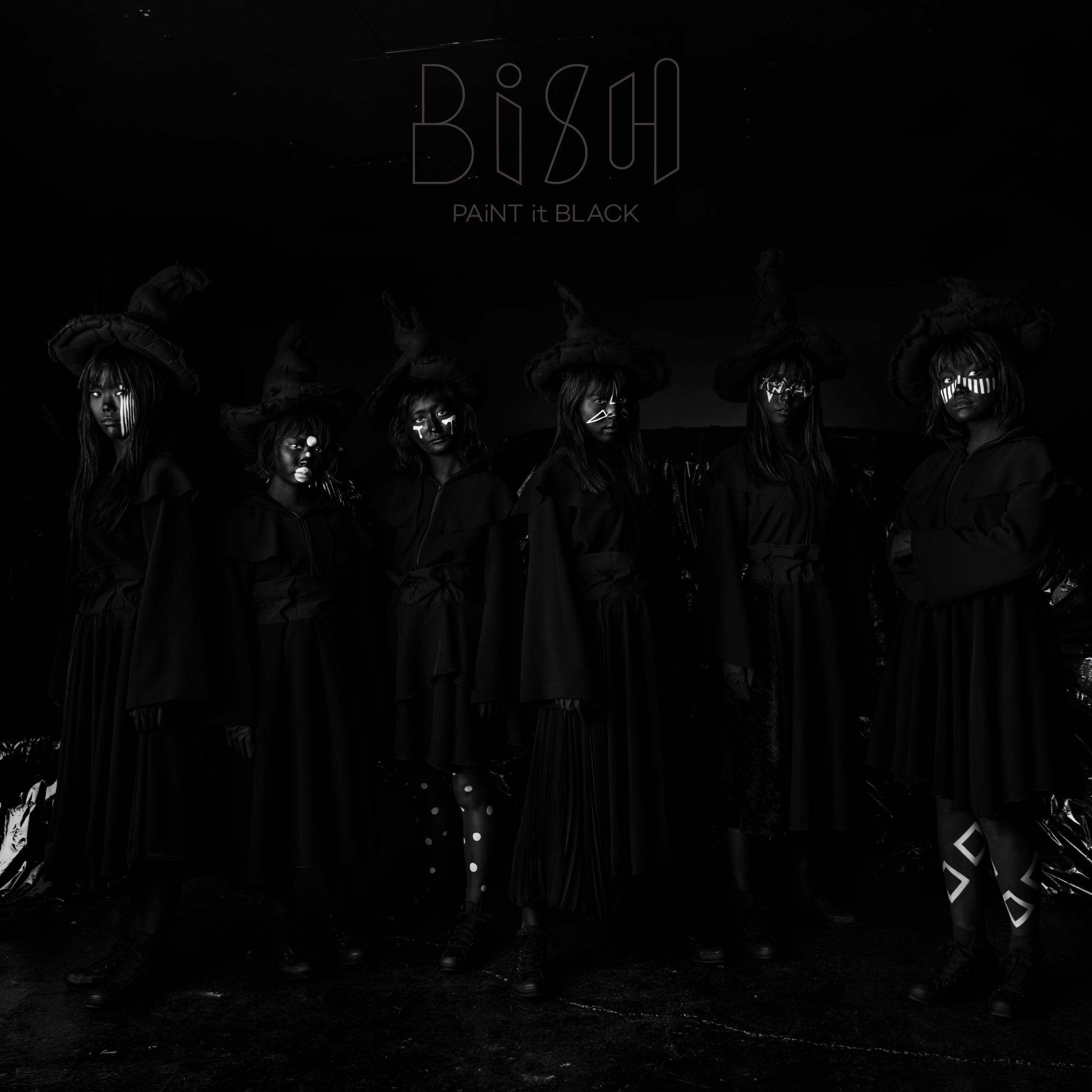 『PAiNT it BLACK』BiSH
