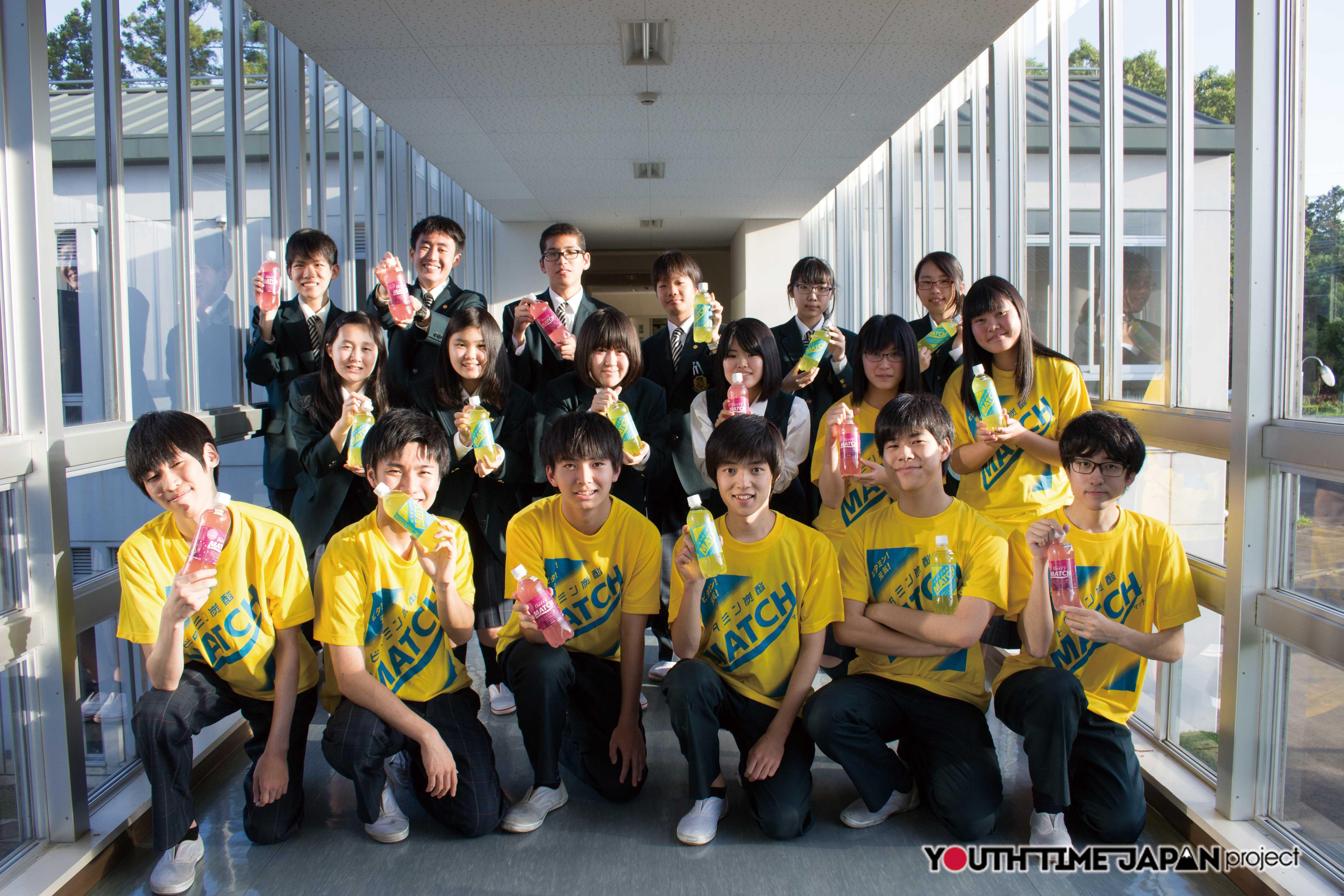 つくば秀英高等学校(茨城県)生徒会<BUKATSU魂。Supported by MATCH Season7>