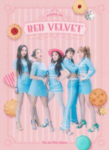 『#Cookie Jar』Red Velvet