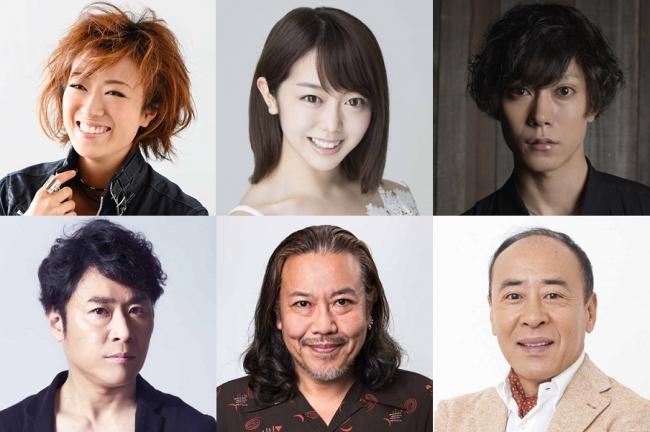 明治座 2019年3月4月公演 ミュージカル『ふたり阿国』上演決定