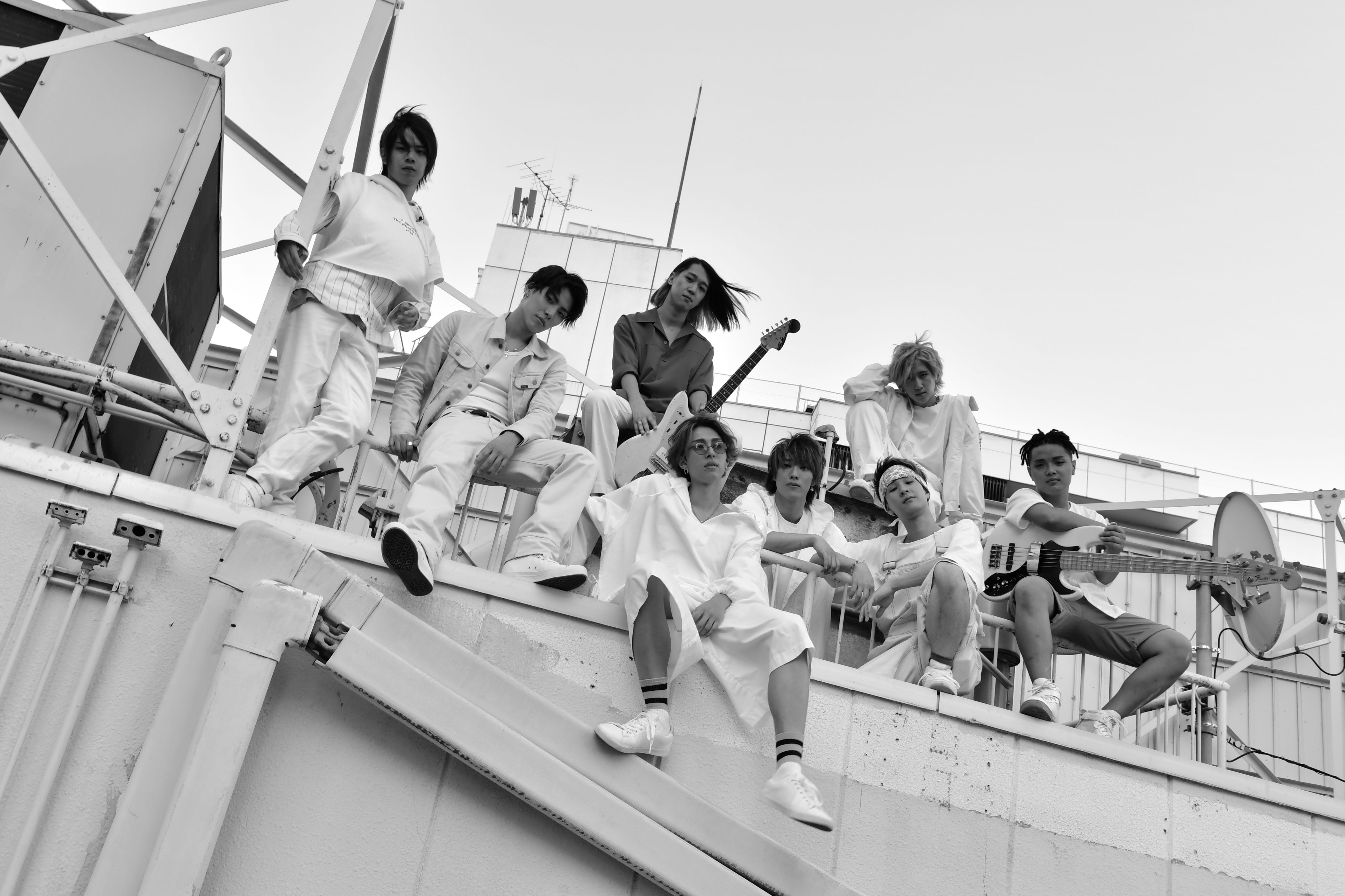 8人組バンド・BuZZ『BuZZ EAST BOUND TOUR 2018-2019』を12月からスタート!