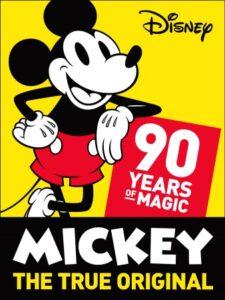 11月18日はミッキーマウスのスクリーンデビュー90周年!これからもミッキーマウスと一緒に